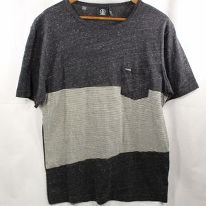 Men's Volcom Colorblock Tee Shirt